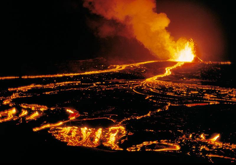 eruzioni vulcano kilauea hawaii