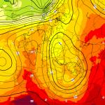 Allerta Meteo, ciclone tropicale sullo Jonio: altre 48 ore di forte maltempo e freddo anomalo, al Sud i fenomeni più estremi [MAPPE e DETTAGLI]