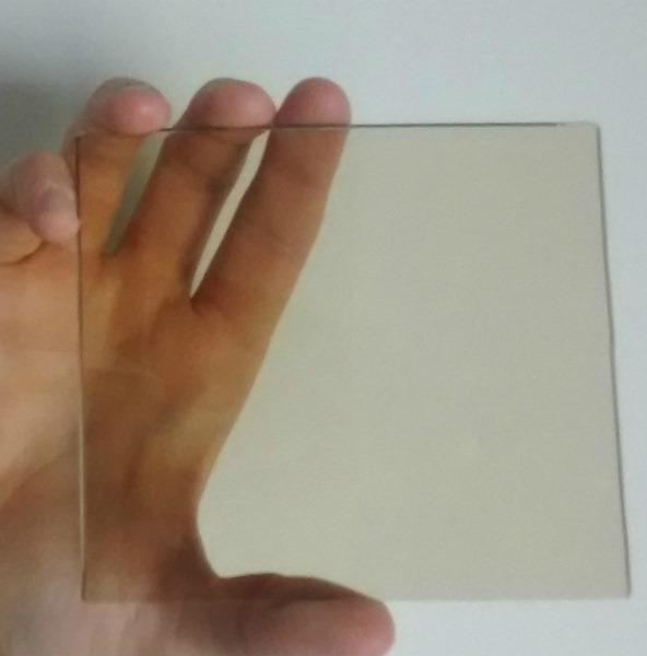 Pannello fotovoltaico trasparente sviluppato dai ricercatori dell'Università di Milano-Bicocca