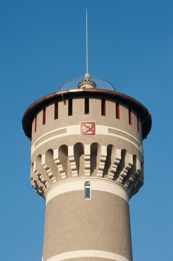 La torre dell'Università di Milano-Bicocca che ospita l'incontro dedicato a Glass to Power