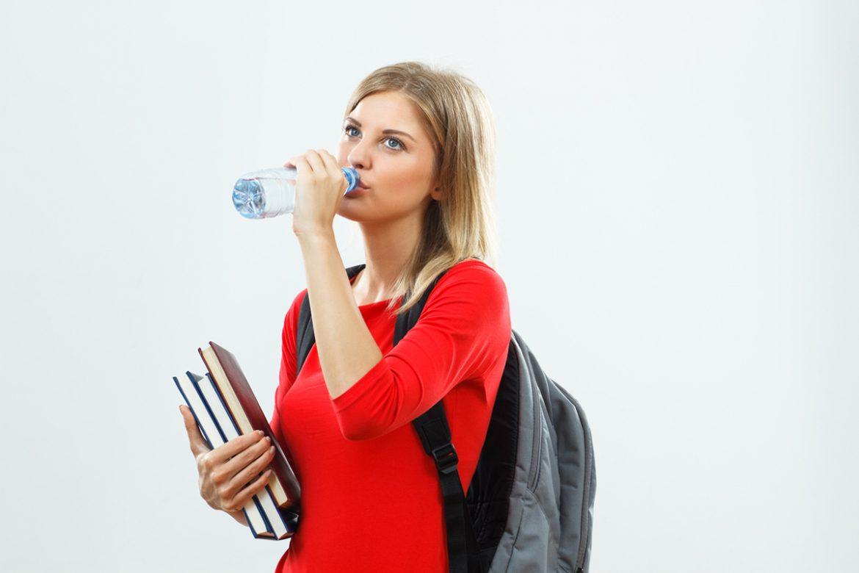 Idratazione esami di maturità