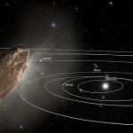 """Spazio: oggetto a forma di sigaro """"potrebbe essere una sonda aliena"""""""
