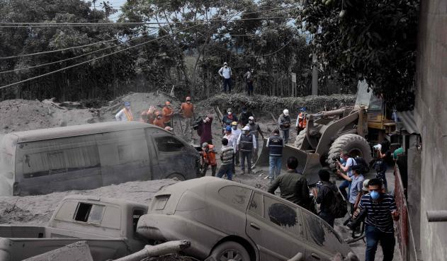 eruzione vulcano guatemala san miguel los lotes