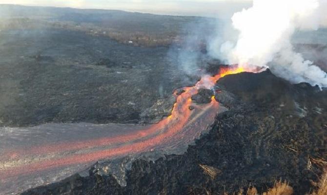 Hawaii: terremoto di magnitudo 5.3 in cima al vulcano Kilaue