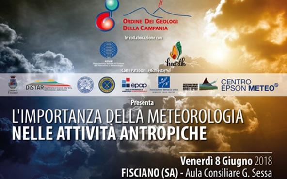 meteorologia attività antropiche