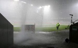 pioggia stadi