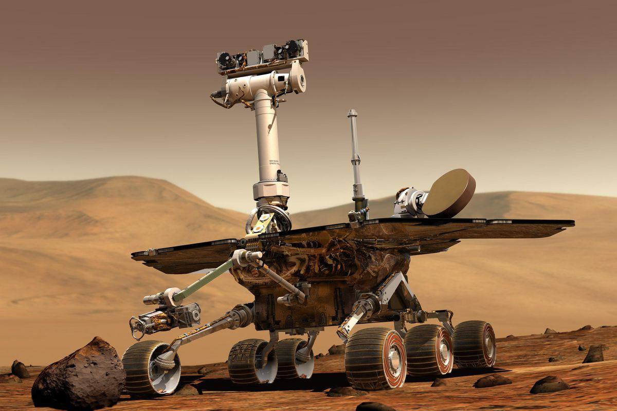 rover opportunity NASA