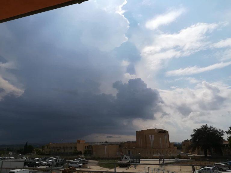 Violento temporale ad Augusta (Siracusa) - Foto di Cristian Platania