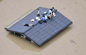 Alluvione Giappone