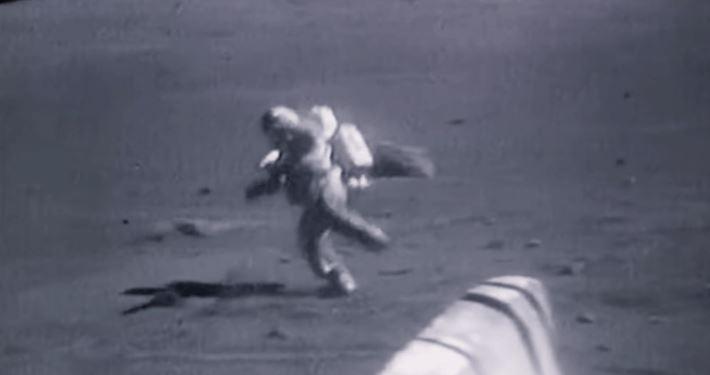 Astronauta nasa