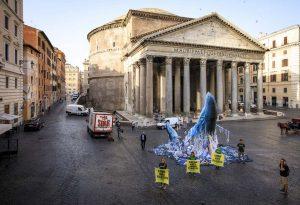 Greenpeace Pantheon Roma