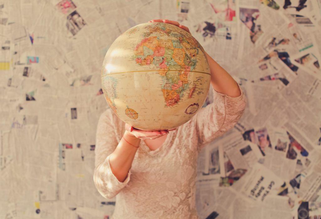 viaggi viaggiare turismo mappamondo