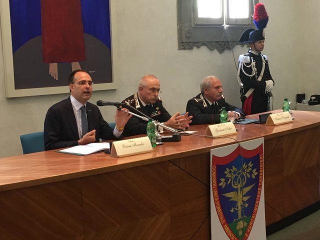 Coldiretti Carabinieri