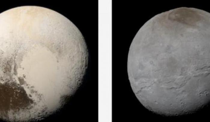 Plutone Caronte
