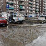 Maltempo Milano: violente raffiche di vento scoperchiano i tetti, esonda il Seveso [GALLERY]