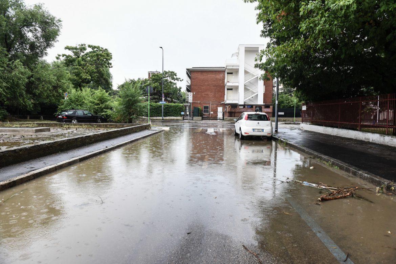 Esondazione Seveso Milano