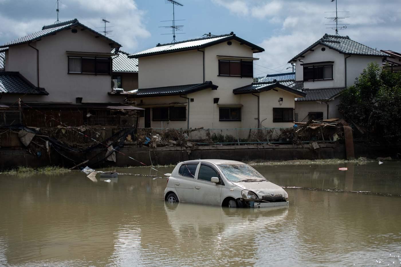 Maltempo giappone 38mila case danneggiate dalle piogge for Giappone case