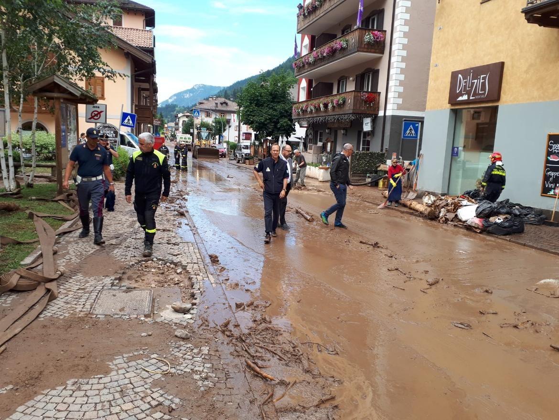 alluvione Moena