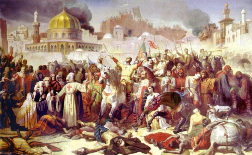 assedio Gerusalemme