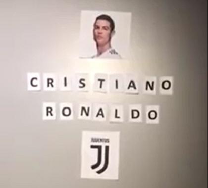 cristiano ronaldo anagramma