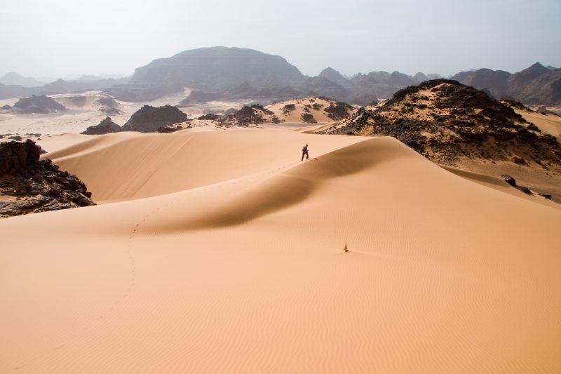espansione sahara