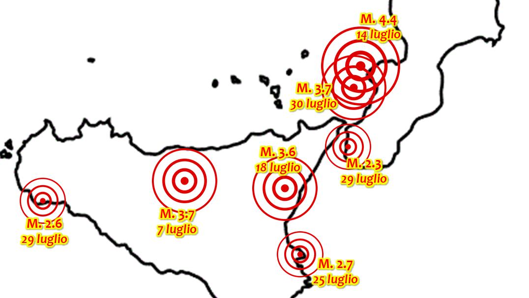 terremoto calabria sicilia luglio 2018