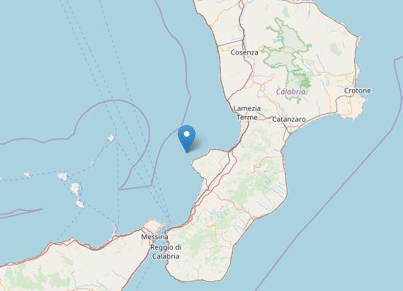 terremoto calabria sicilia