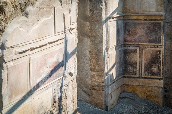 Pompei Casa di Giove