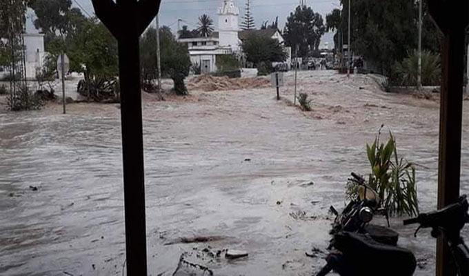 alluvioni algeria tunisia