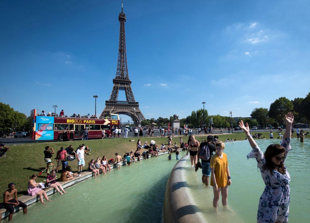 caldo europa francia