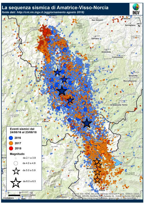 terremoto centro italia agosto2018