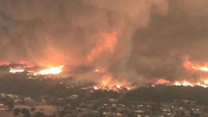 firetornado incendi california