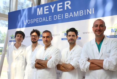 intervento di ricostruzione intestinale Meyer Firenze