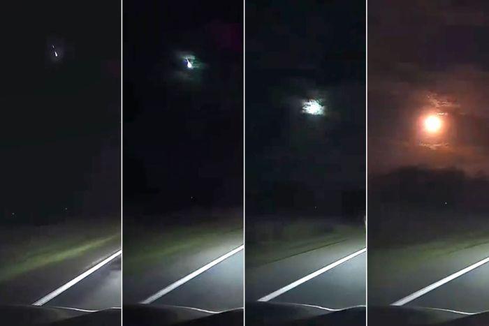 Meteorite sulla Sardegna, esplosione da 0,1 chilotoni