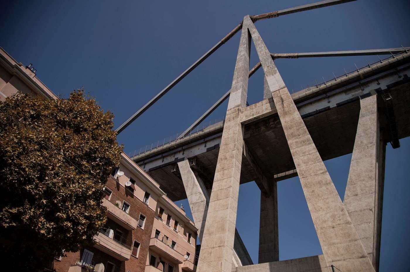 """Opere Di Renzo Piano crollo ponte morandi, renzo piano: """"genova deve reagire con"""