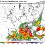 Previsioni Meteo Europa: condizioni stabili e temperature nella media ad ovest, nuova ondata di caldo ad est nel weekend del 18-19 agosto [MAPPE]