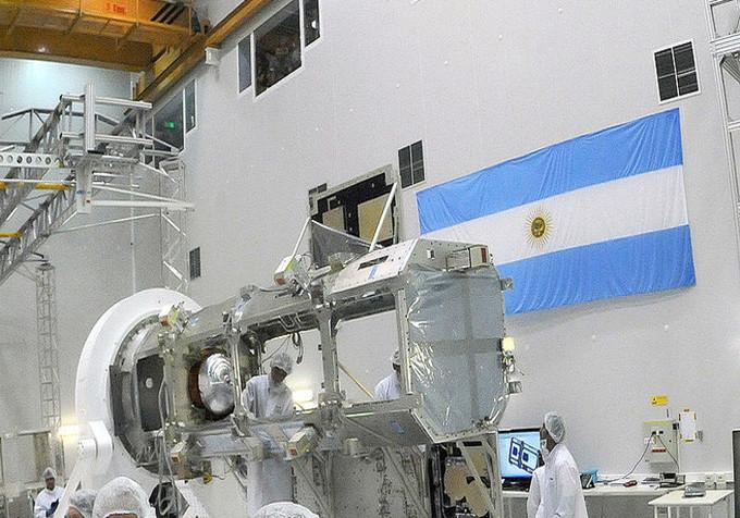 satellite siasge saocom