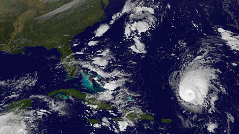 tempesta tropicale atlantico