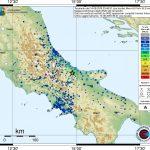 Terremoto, forte scossa scuote il Centro/Sud nella notte di Ferragosto: epicentro in Molise, magnitudo 4.7