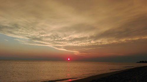 tramonto di Marina di Nocera Terinese, in Calabria 3