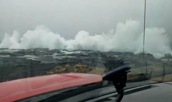 uragano lane hawaii
