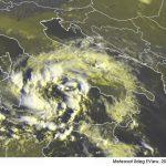 Allerta Meteo, è nato nel Tirreno l'attesissimo Ciclone Mediterraneo: durerà 48 ore, ecco le previsioni aggiornate con le zone a rischio