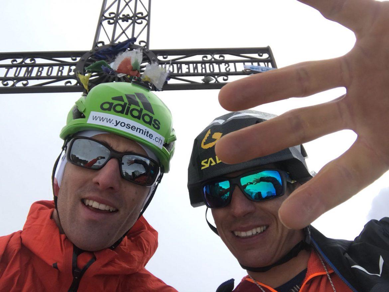 François Cazzanelli e Andreas Steindl
