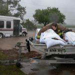"""Uragano Florence, """"quantità monumentali d'acqua"""": si aggrava il bilancio delle vittime, gli ultimi aggiornamenti LIVE [GALLERY]"""