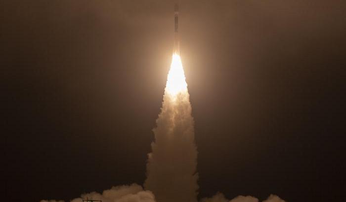 Il lancio di ICESat-2
