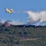 """Vasto incendio nel Pisano: 700 evacuati tra Calci e Vicopisano, """"non ci sono né morti né feriti"""" [GALLERY]"""