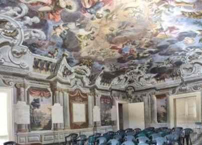 Sala Palazzo Butera Bagheria
