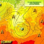 Previsioni Meteo, attenzione al 22-23 settembre: nel weekend dell'Equinozio d'Autunno un violentissimo ciclone Mediterraneo sull'Italia? Ecco l'ipotesi ECMWF