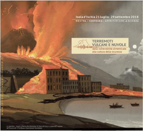 Terremoti Vulcani e Nuvole, dalla vulnerabilità dimenticata alla cultura della sicurezza