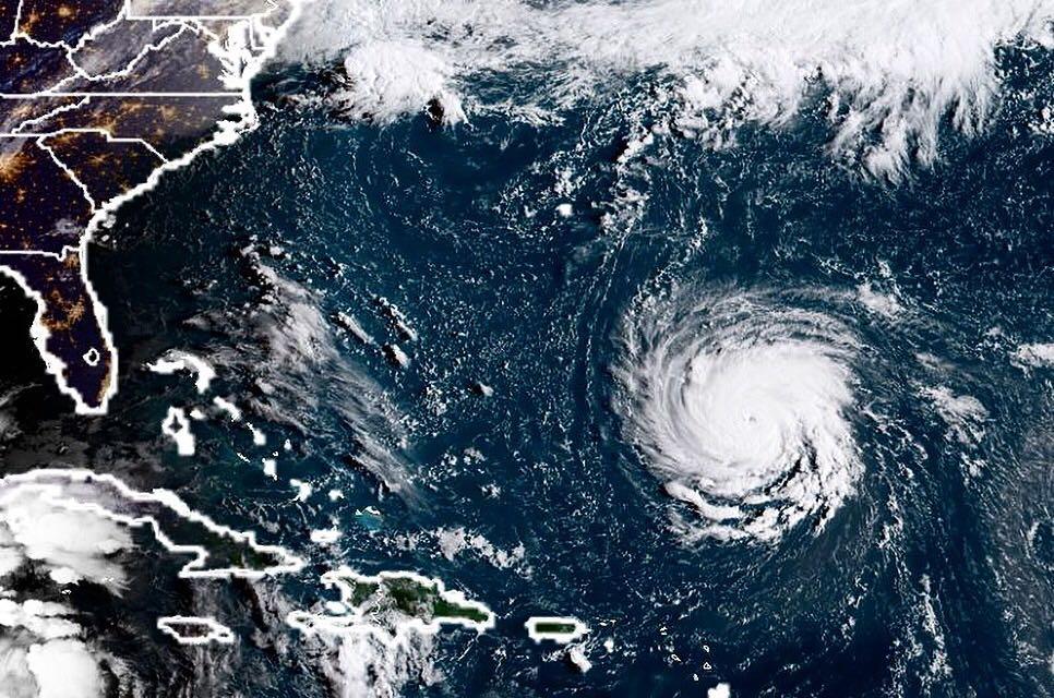 Uragano Florence